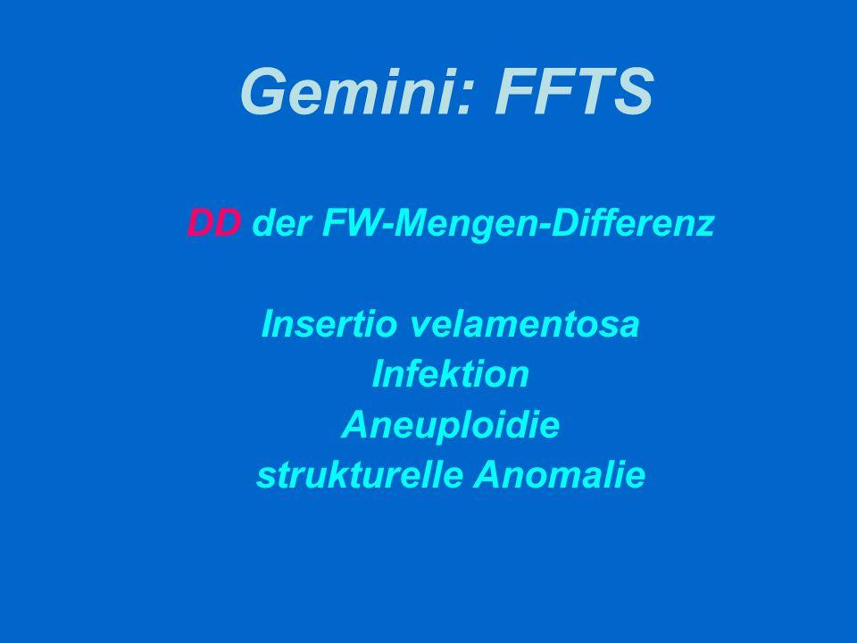 DD der FW-Mengen-Differenz strukturelle Anomalie