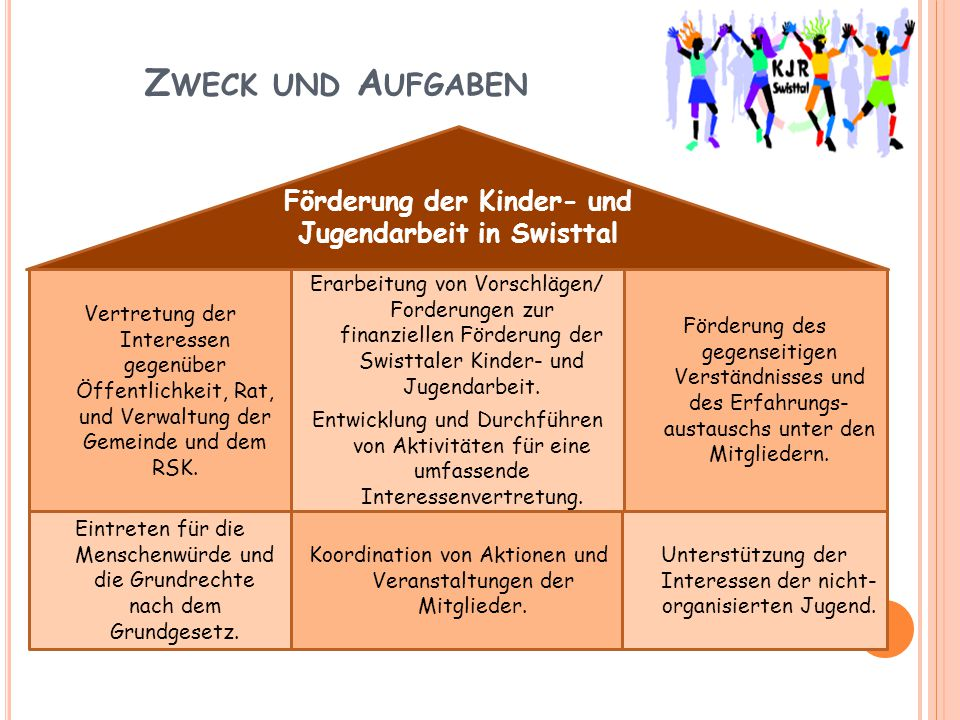 Förderung der Kinder- und Jugendarbeit in Swisttal