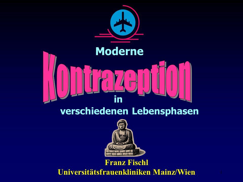 Universitätsfrauenkliniken Mainz/Wien