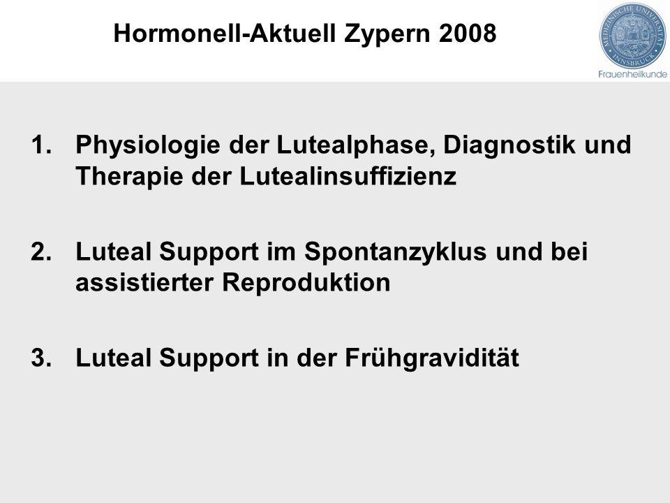 Hormonell-Aktuell Zypern 2008