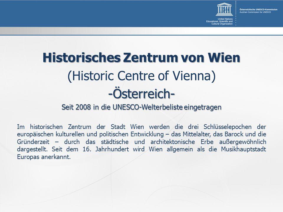 Historisches Zentrum von Wien
