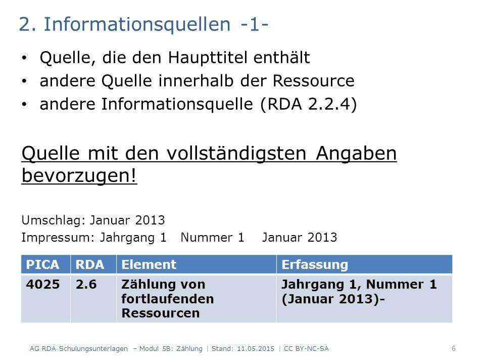 2. Informationsquellen -1-