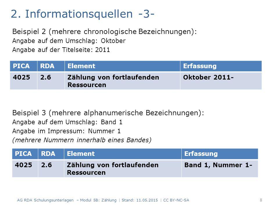 2. Informationsquellen -3-