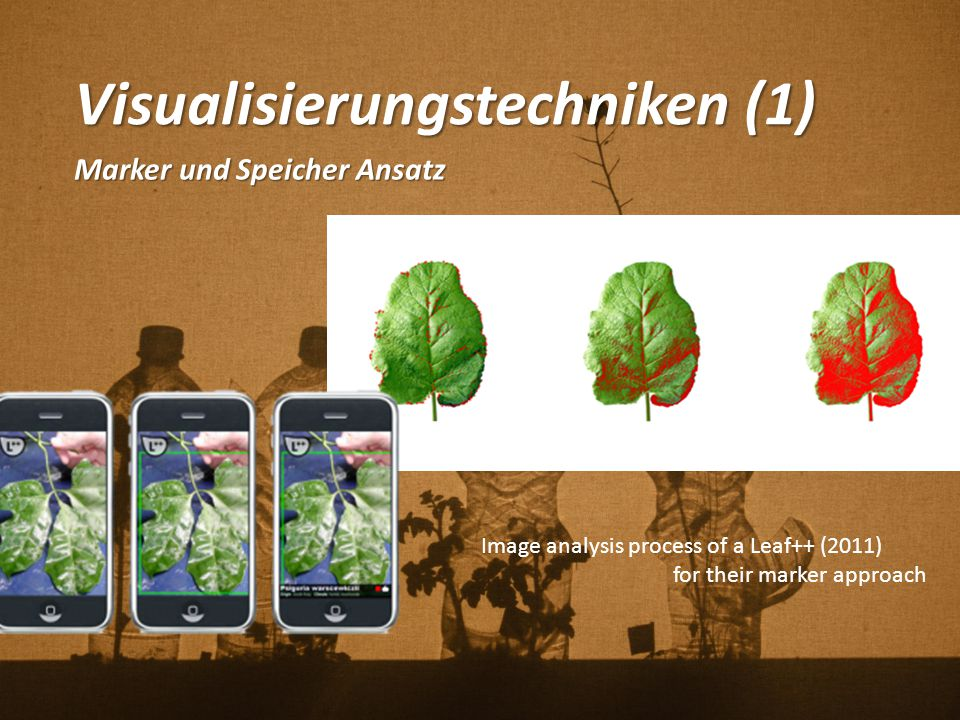 Visualisierungstechniken (1)