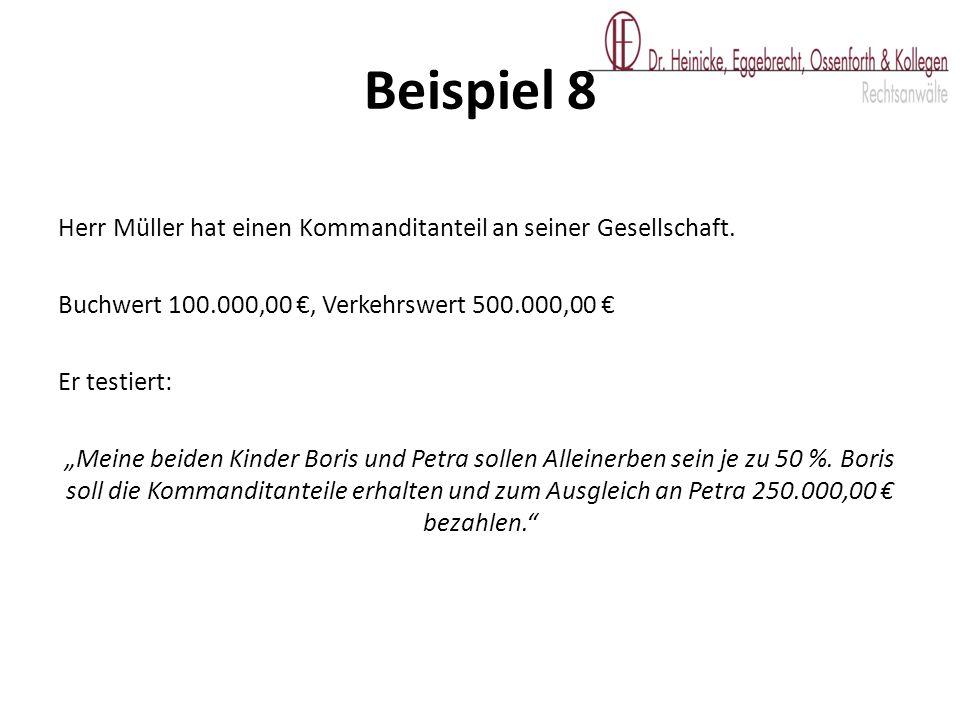 Beispiel 8