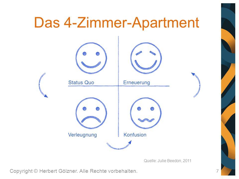 Das 4-Zimmer-Apartment