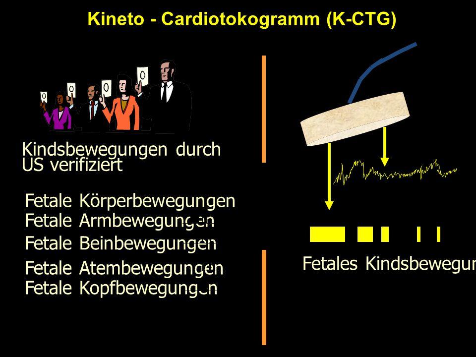 Kineto - Cardiotokogramm (K-CTG)