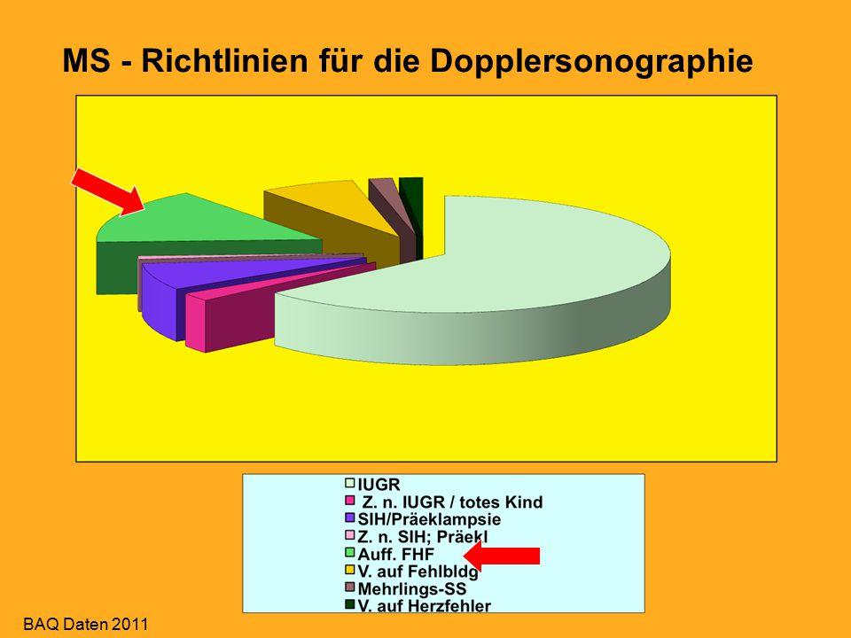 MS - Richtlinien für die Dopplersonographie
