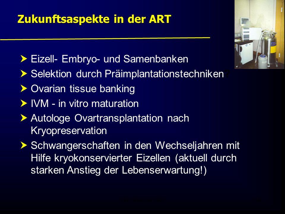Zukunftsaspekte in der ART