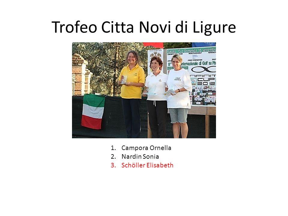 Trofeo Citta Novi di Ligure