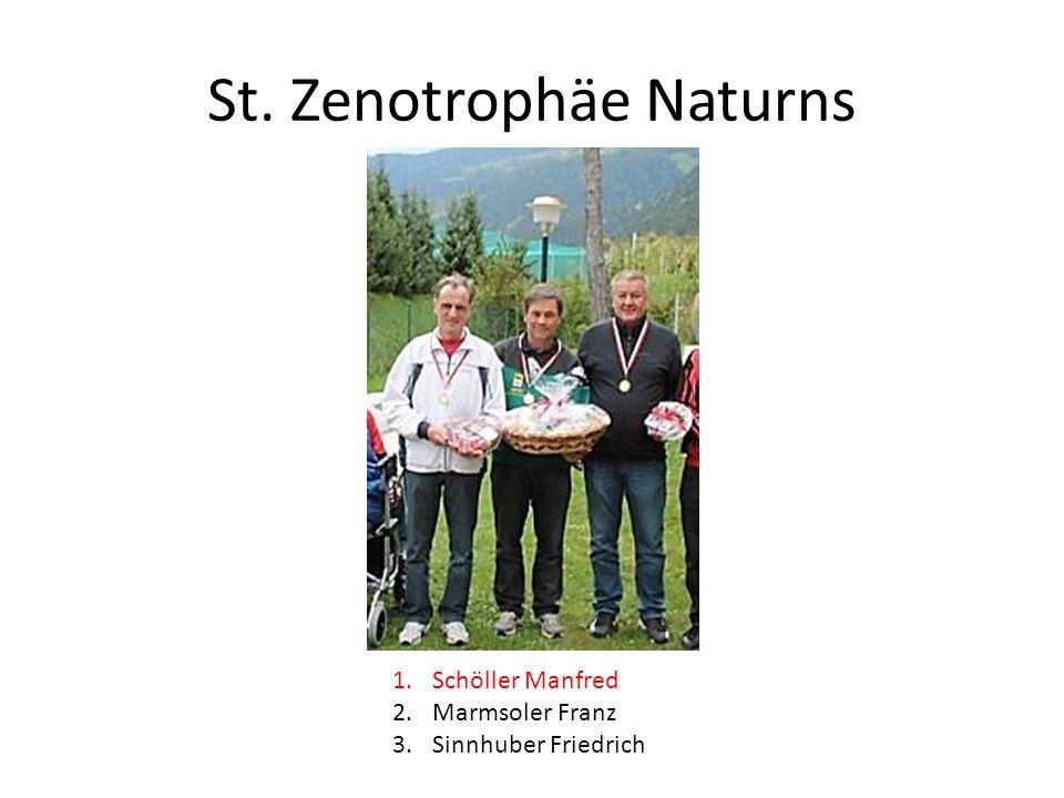 St. Zenotrophäe Naturns