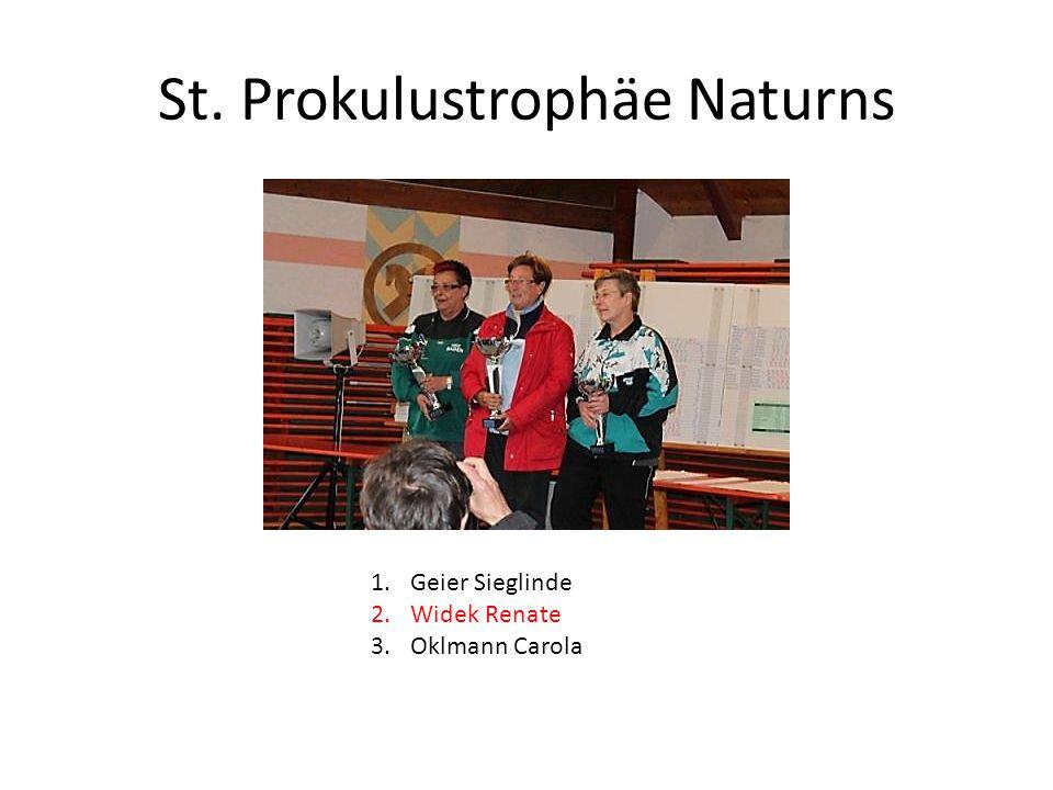 St. Prokulustrophäe Naturns