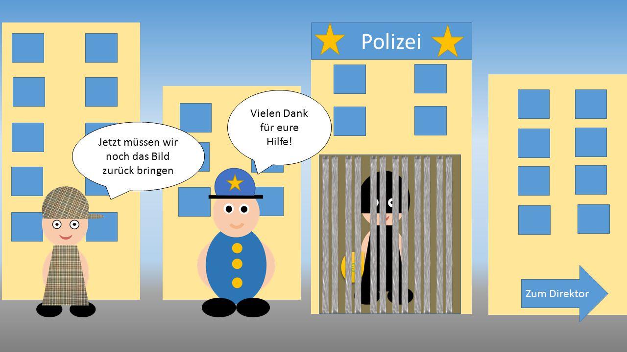 Polizei Vielen Dank für eure Hilfe!