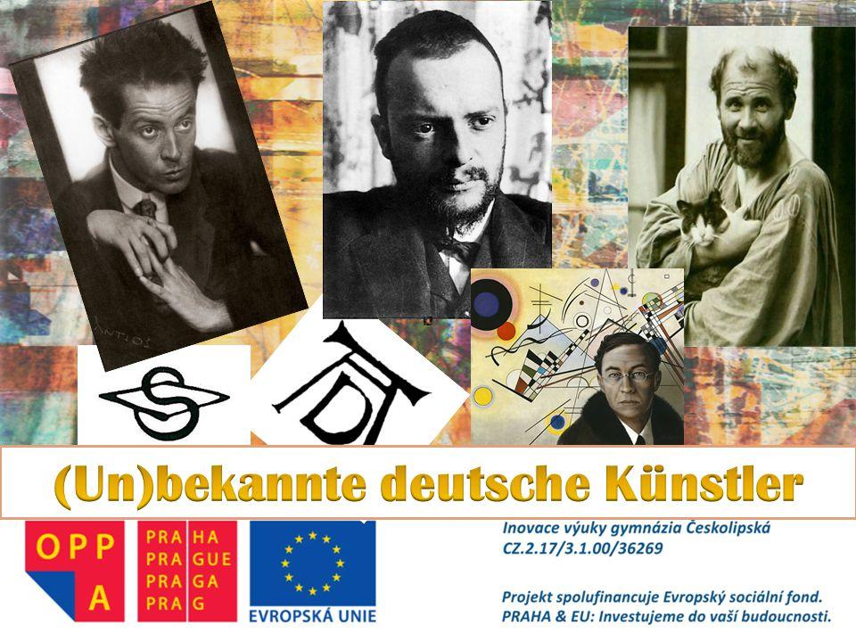 (Un)bekannte deutsche Künstler