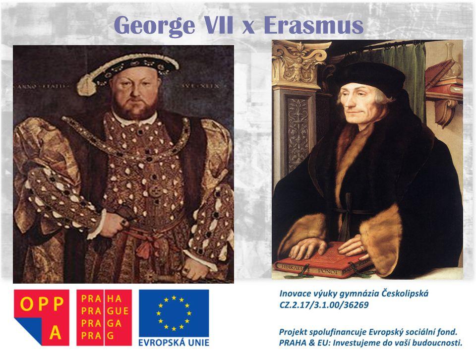 George VII x Erasmus