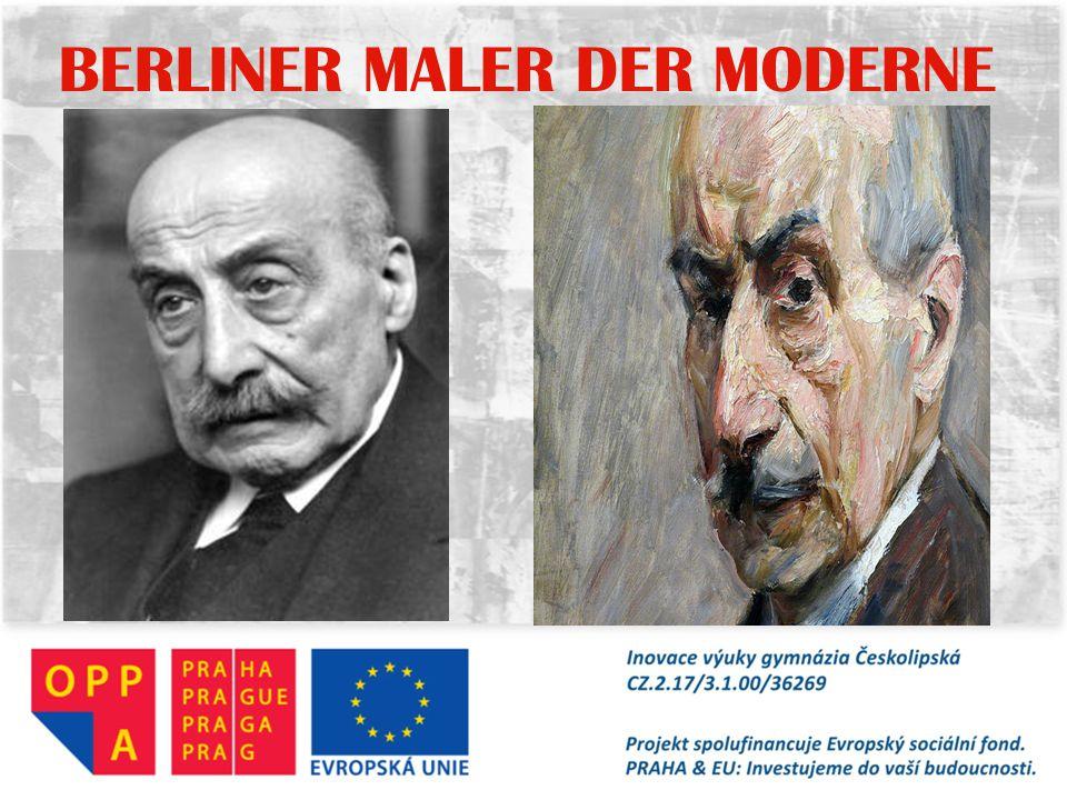 BERLINER MALER DER MODERNE