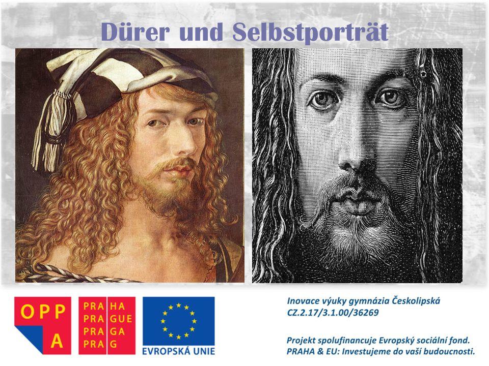 Dürer und Selbstporträt