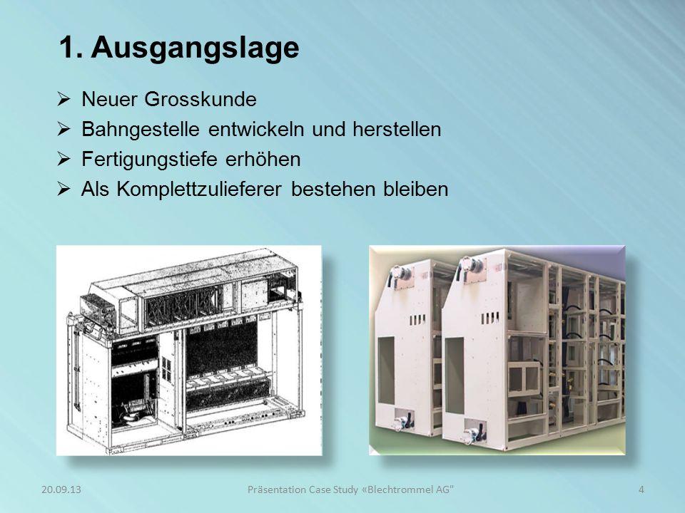 Konstruktion Schlosserei Montage Lagerung Spedition