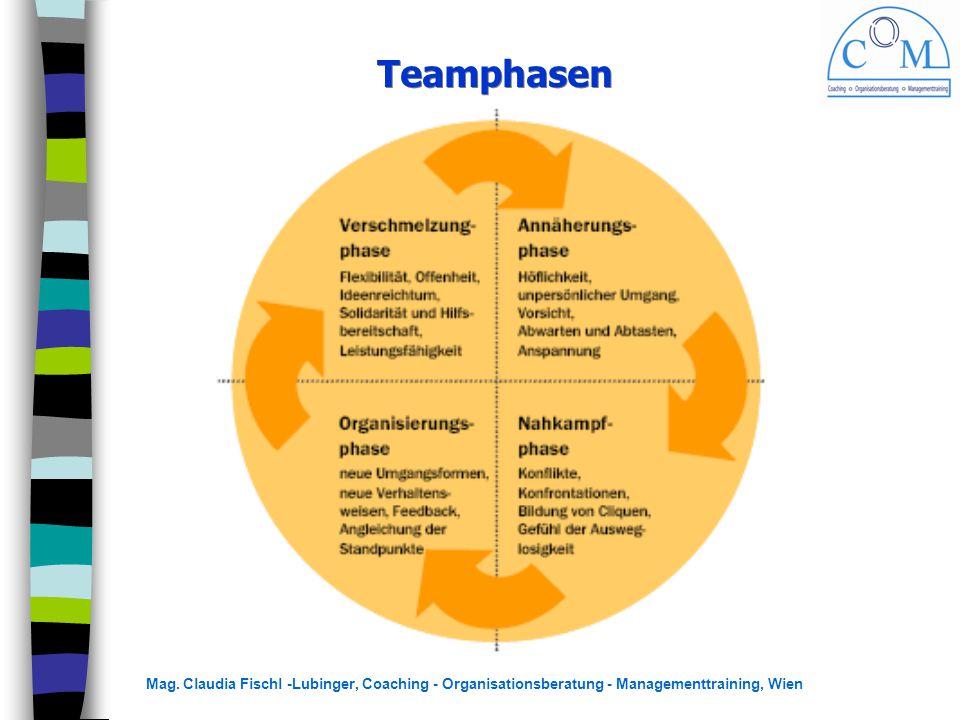 Teamphasen Mag.