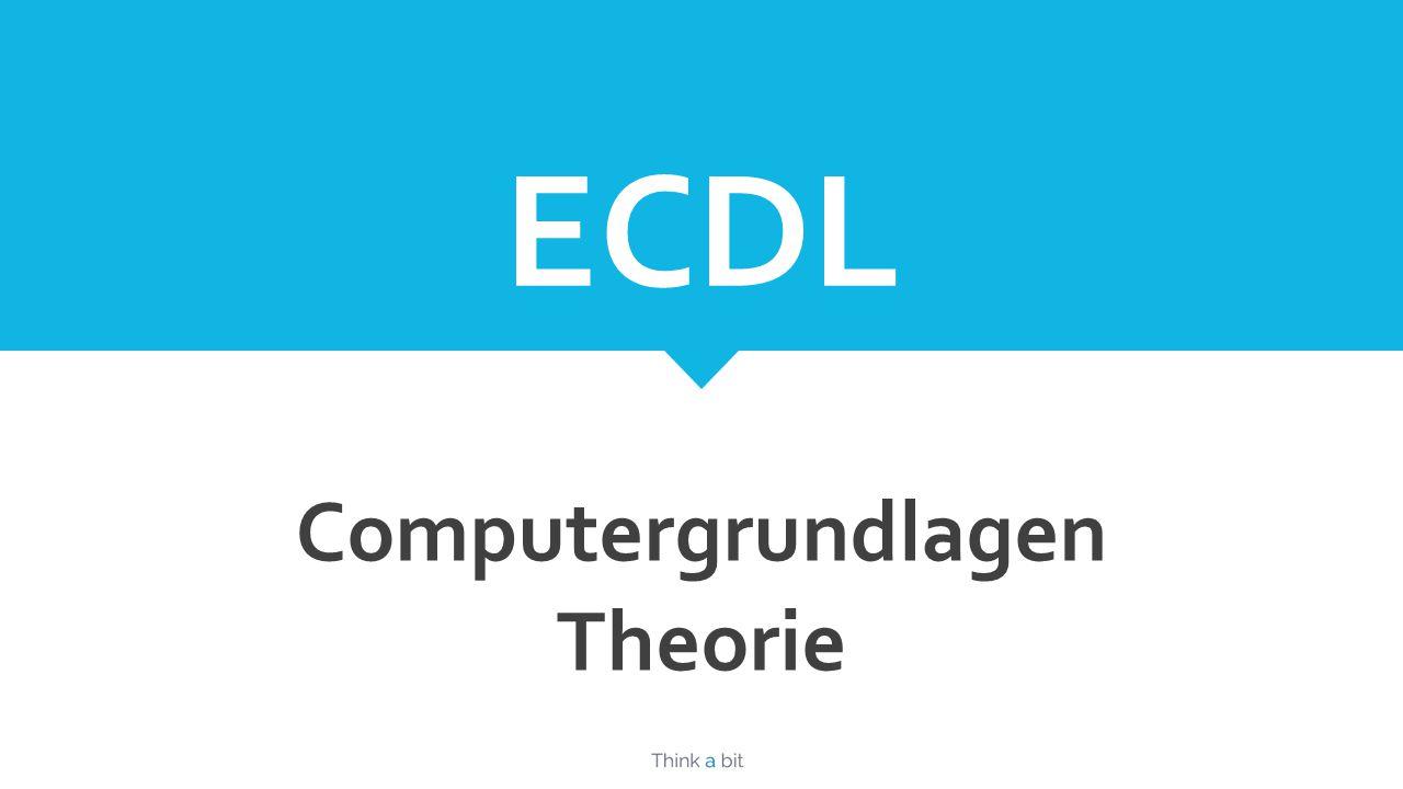 Computergrundlagen Theorie