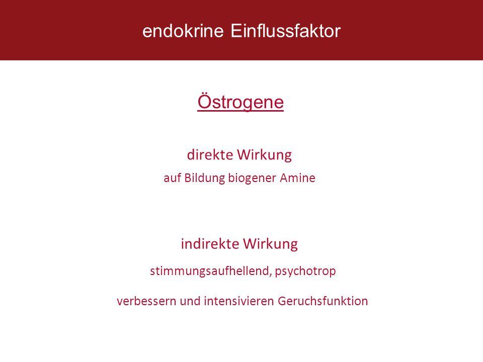 endokrine Einflussfaktor