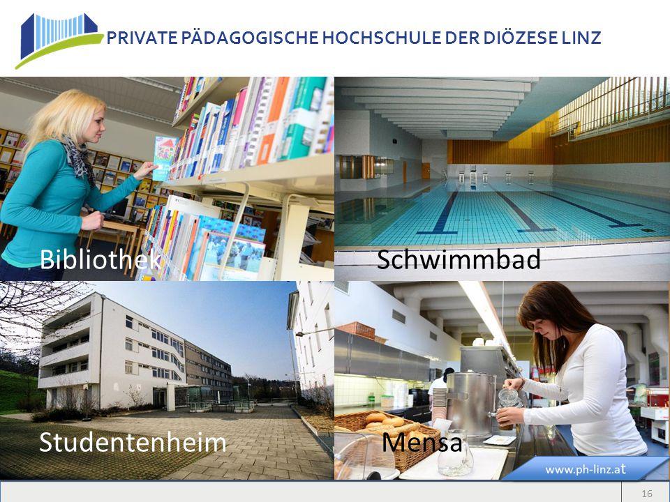 PRIVATE PÄDAGOGISCHE HOCHSCHULE DER DIÖZESE LINZ