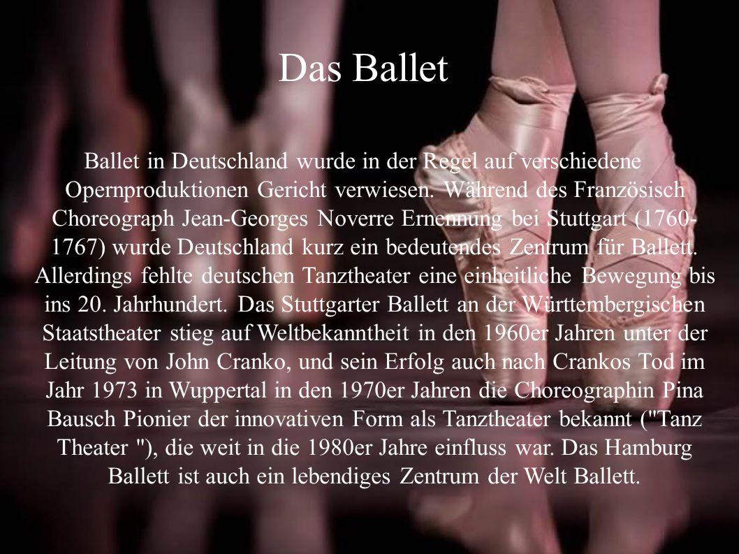 Das Ballet