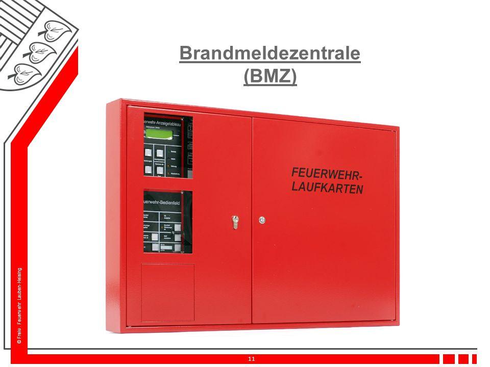 Brandmeldezentrale (BMZ)