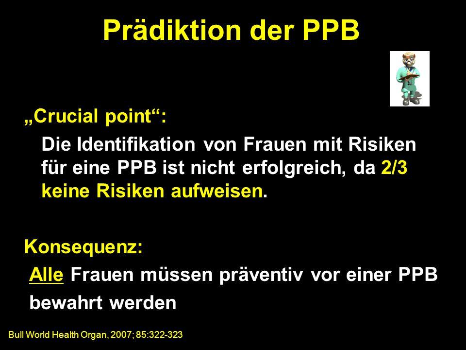 Prädiktion der PPB