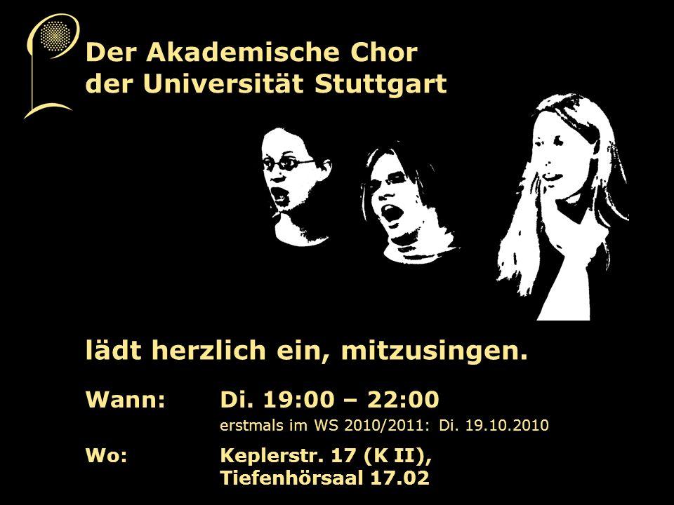 der Universität Stuttgart