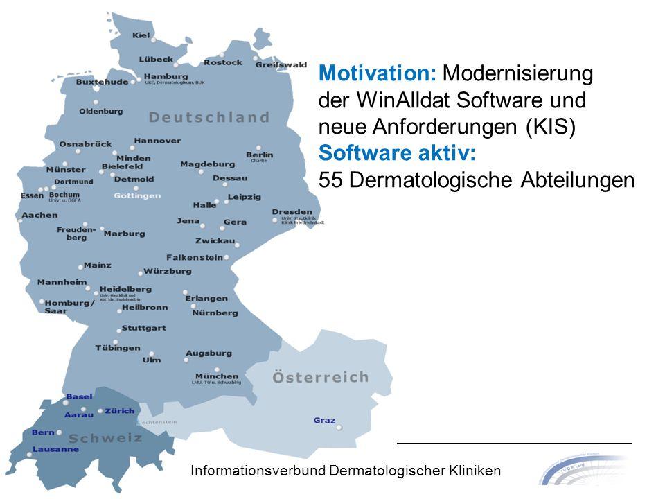 Informationsverbund Dermatologischer Kliniken