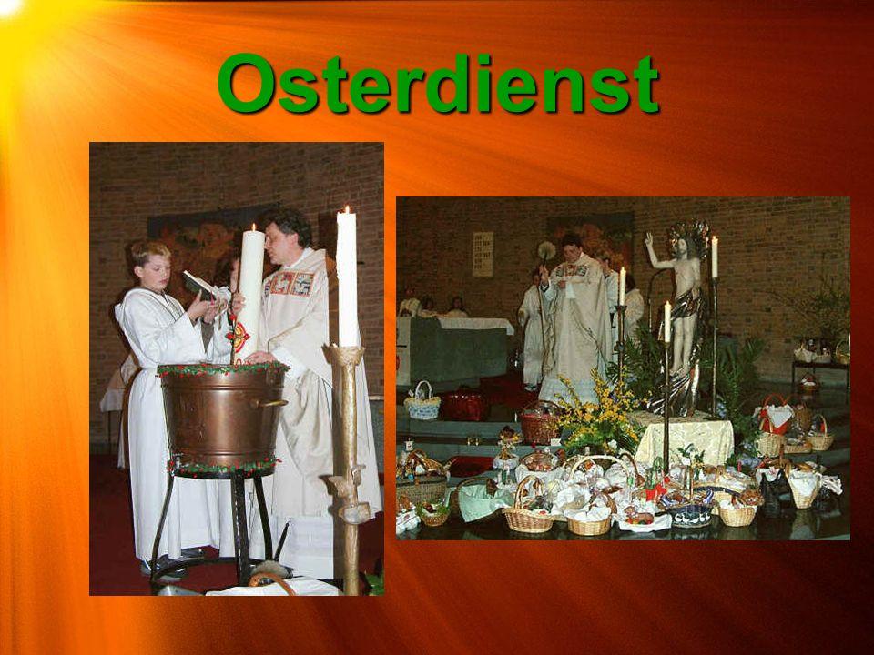 Osterdienst
