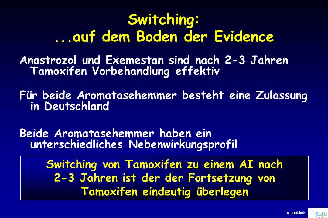 Switching: ...auf dem Boden der Evidence