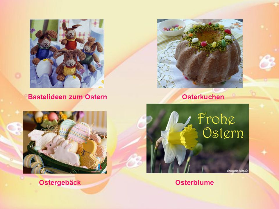 Bastelideen zum Ostern