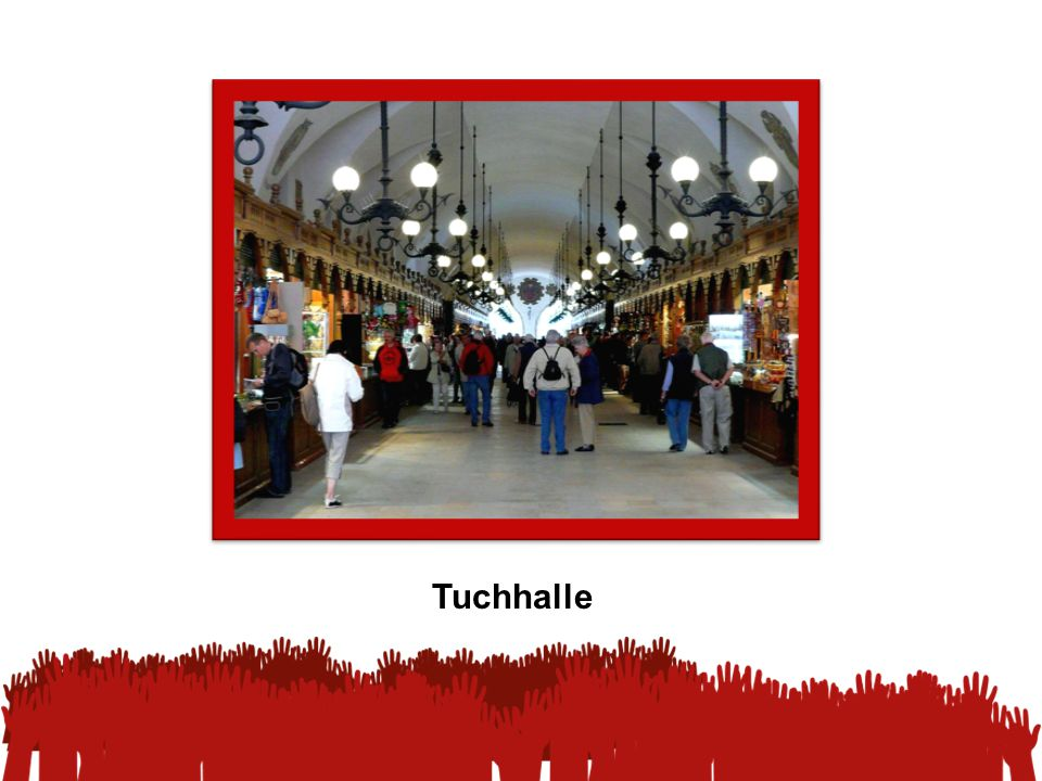 Tuchhalle