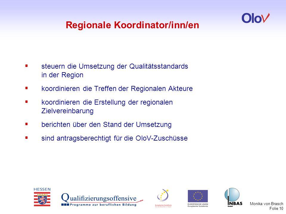 Regionale Koordinator/inn/en
