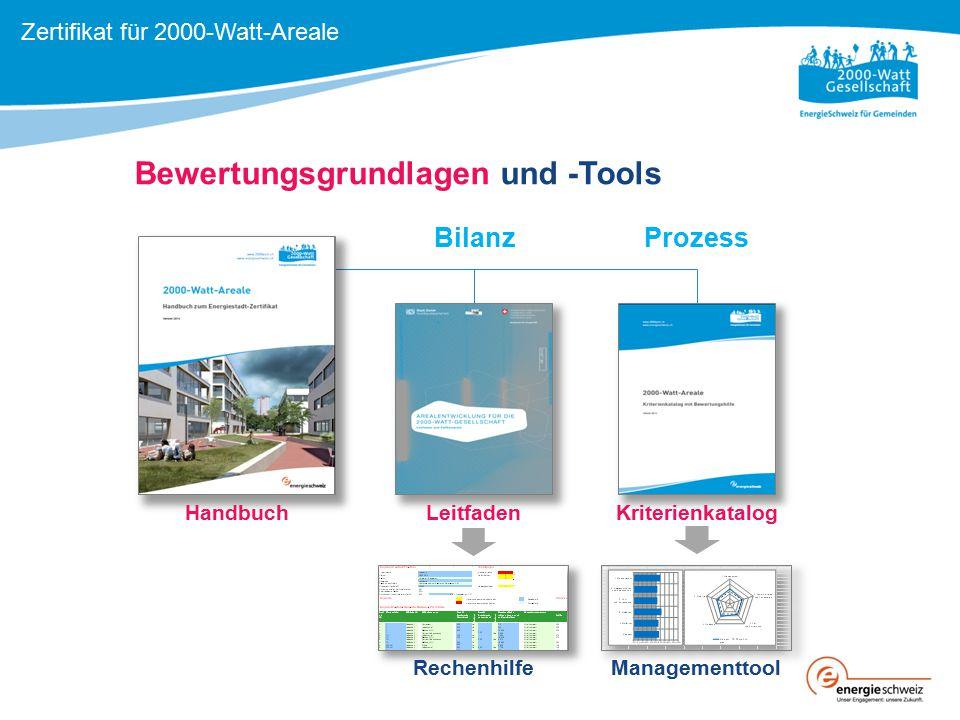Bewertungsgrundlagen und -Tools