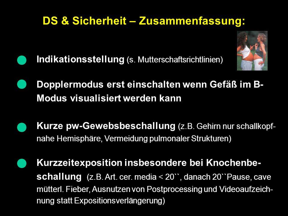 DS & Sicherheit – Zusammenfassung:
