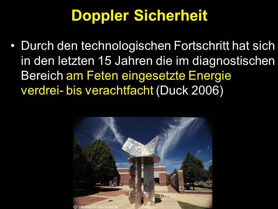 Doppler Sicherheit