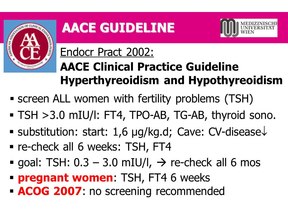 AACE GUIDELINE Endocr Pract 2002: