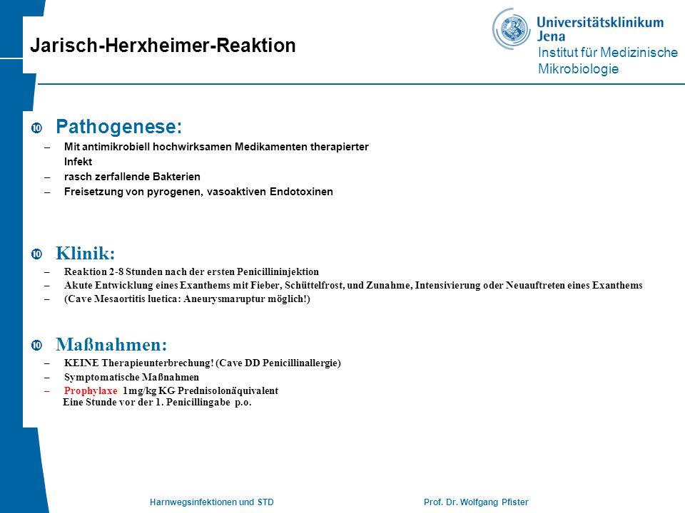 Jarisch-Herxheimer-Reaktion