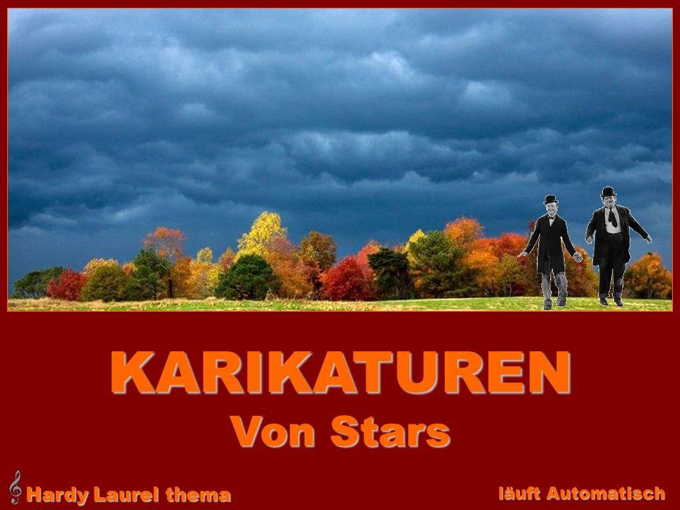 KARIKATUREN Von Stars Hardy Laurel thema 00:44 = 044 sec