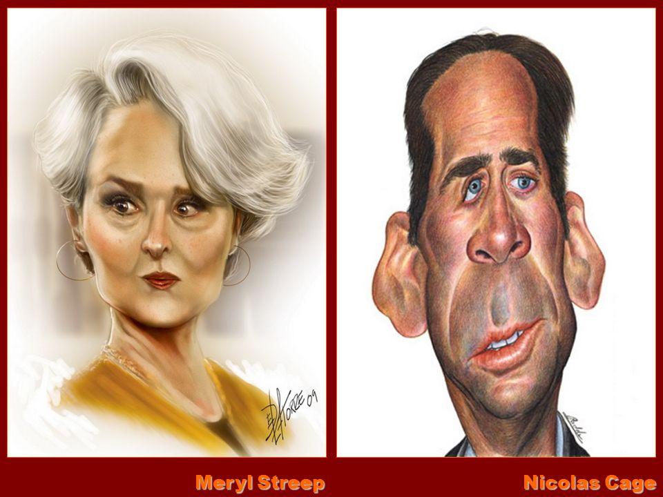 Meryl Streep Nicolas Cage