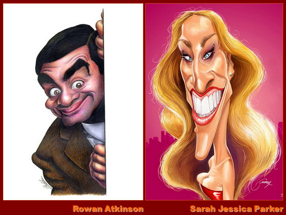 Rowan Atkinson Sarah Jessica Parker