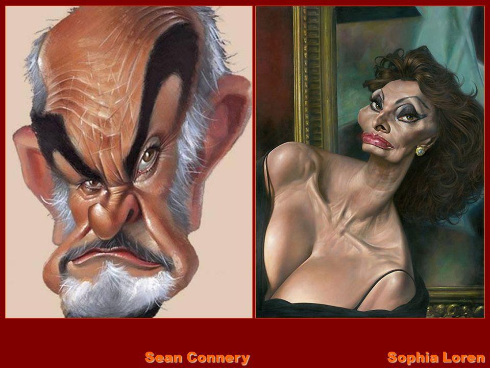 Sean Connery Sophia Loren