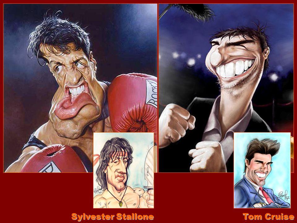 Sylvester Stallone Tom Cruise
