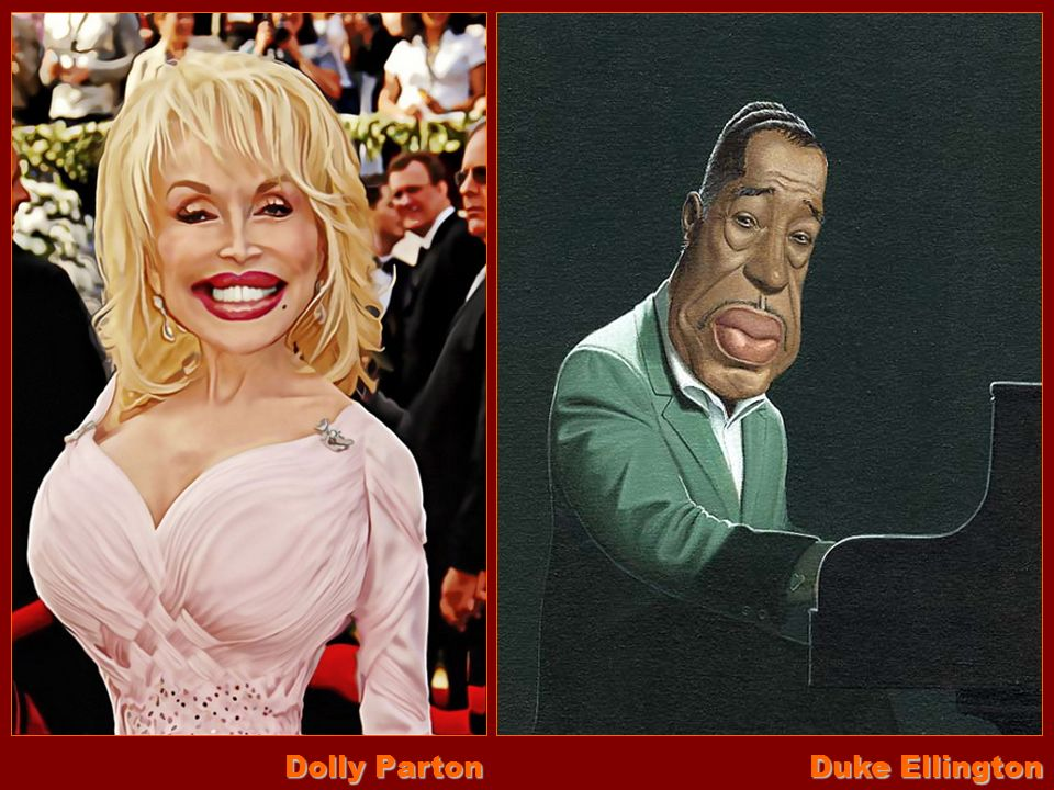 Dolly Parton Duke Ellington