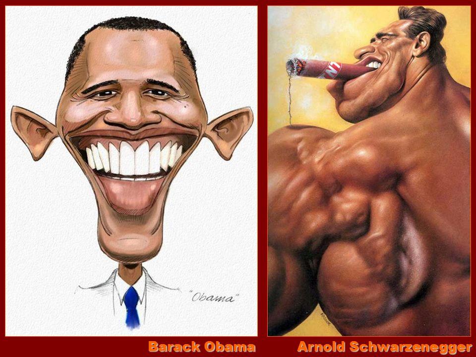 Barack Obama Arnold Schwarzenegger