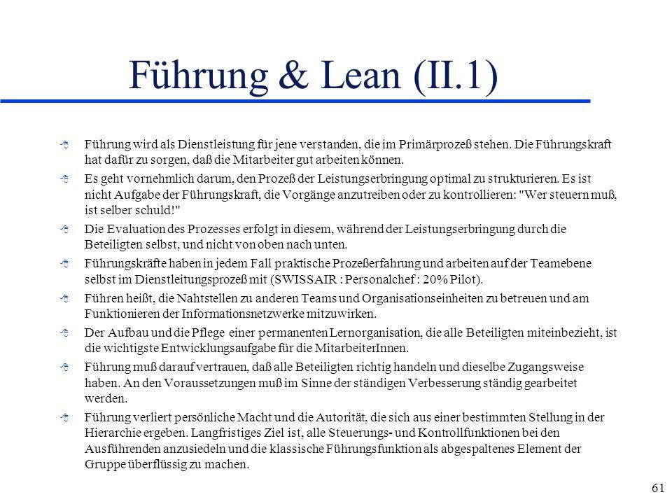Führung & Lean (II.1)