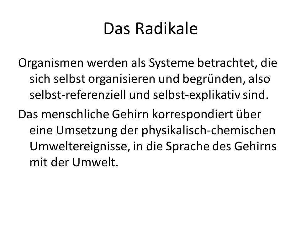 Das Radikale